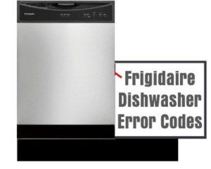 How to Reset frigidaire dishwasher