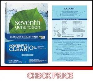 Best dishwasher detergent for hard water